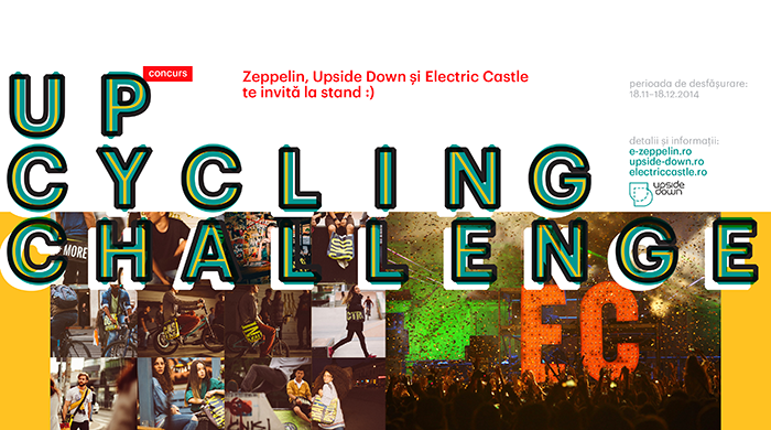 Concurs #18 Zeppelin / UPCYCLING challenge