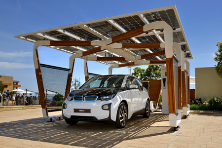 10,. electromobilitate - BMW