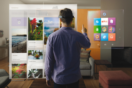 Connected -HoloLens_MixedWorld_LivingRoom_LongBrowser
