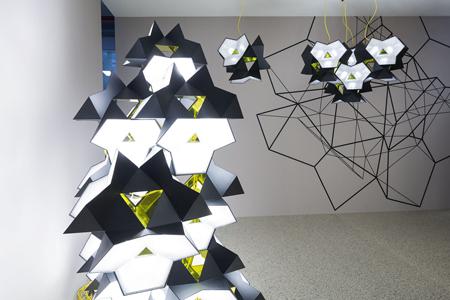 Dornbirn 2015 Fa. Firma Zumtobel Lichttechnik, Thorn, Ausstellung Praesentation