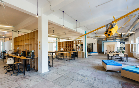 Nod makerspace -openspace