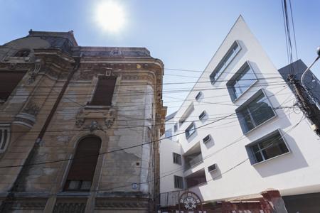 Westfourth Architecture - sf. Voievizoi - Mixa