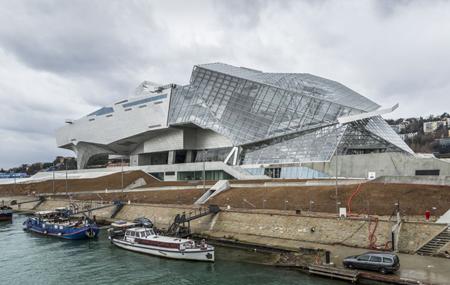 Design_Muzeul Lyon_Confluences