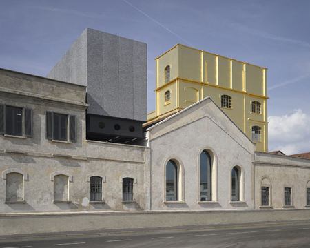 OMA _Fondazione Prada_Photo Bas Princen
