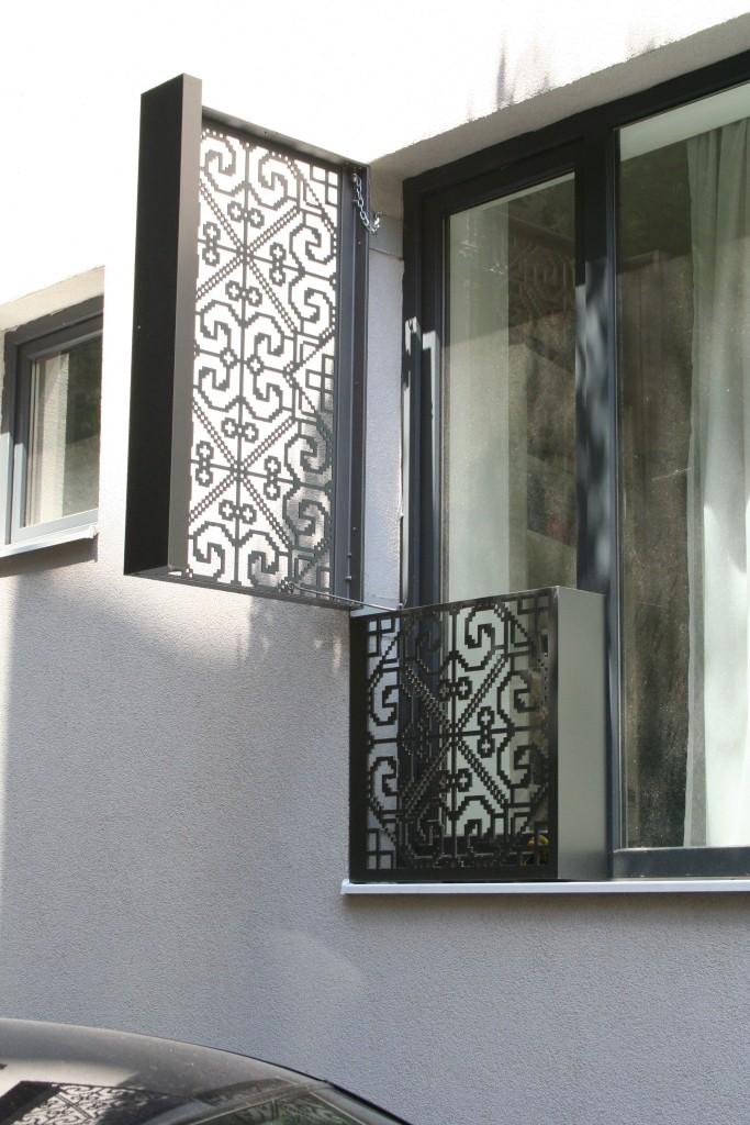 Synthesis Architecture -vila pe str. Vaporul lui Assan -panou ornamental -09