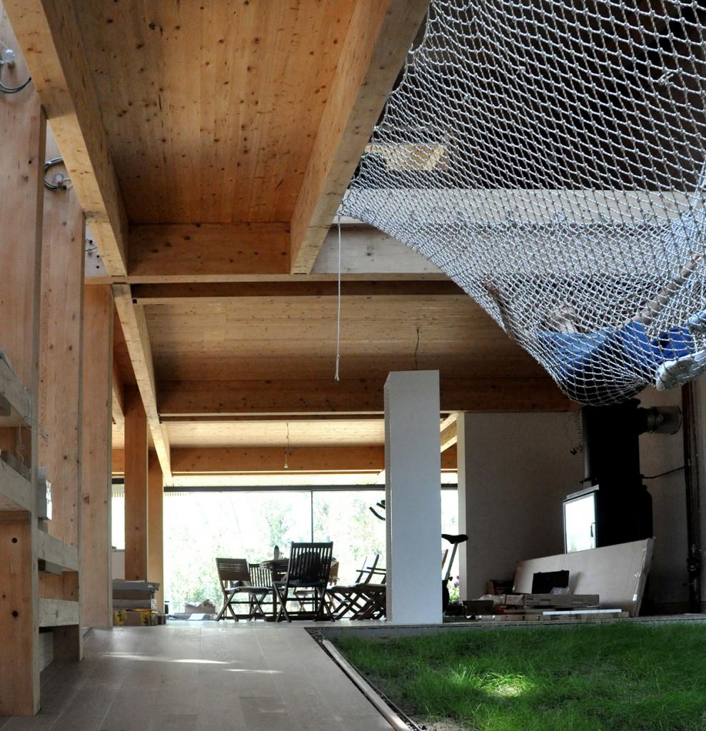Tecto arhitectura - casa pasiva -Suceava -c17