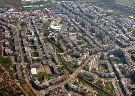 cartierul tudor - targul mures
