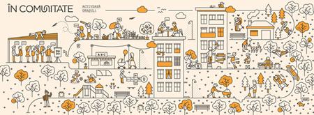 urbaniada -incomunitate