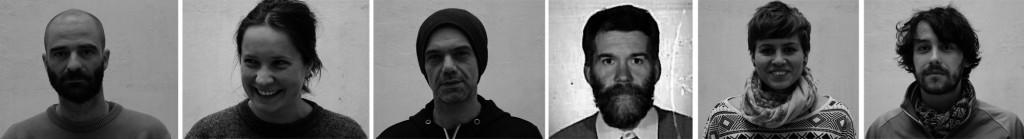 Autorii proiectului - Tiberiu Bucsa -Gal Orsolya - Stathis Markopoulos - Adrian Arama - Oana Matei - Andrei Durloi
