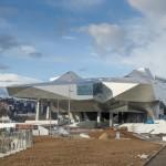 Articolul săptămânii: Lyon- două muzee, două fețe ale modernității. 1.Muzeul Confluences