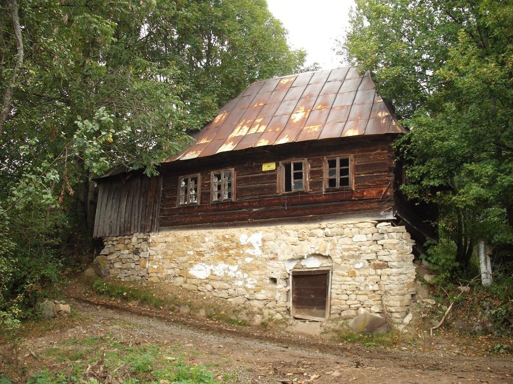 Foto: locuință rurală tradiționala – casa nr.1248 / credit foto: Ștefan Bâlici