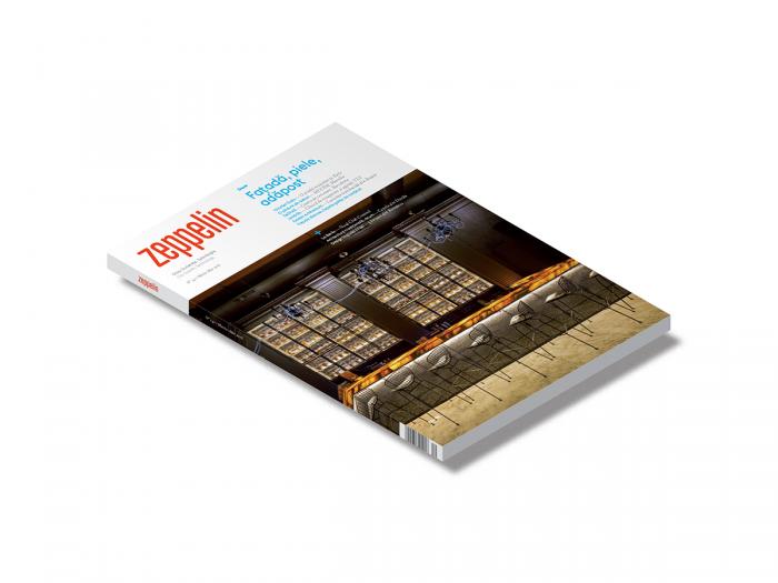Zeppellin -bookazine -cover