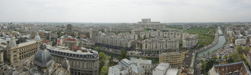Bucharest_in the North looking South 1