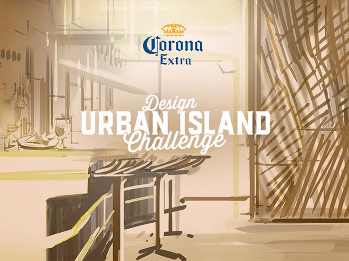 Design urban island challenge