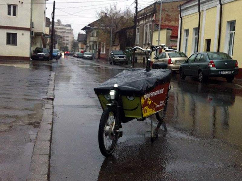 cargobike uleiosul