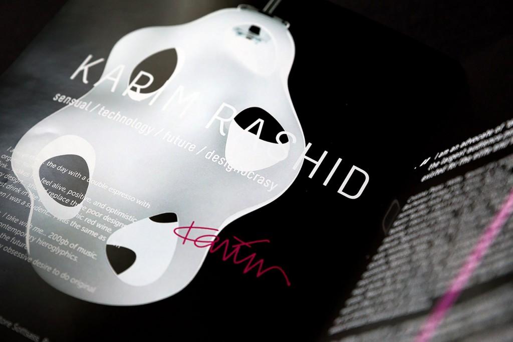 feeder insider booklet Karim Rashid