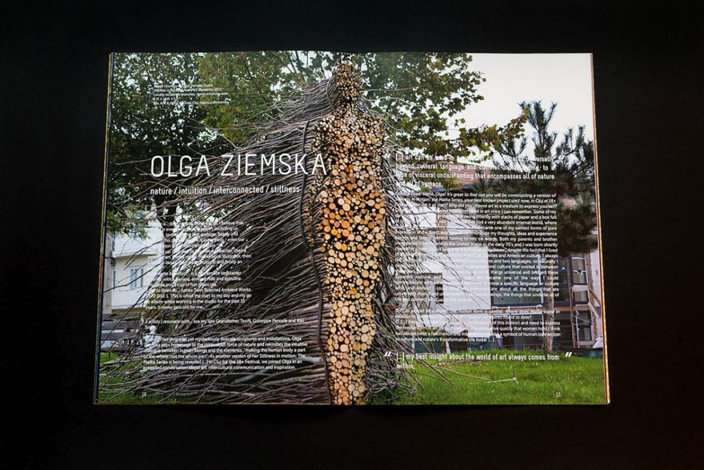 feeder insider booklet Olga Ziemska