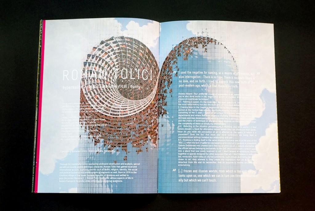 feeder insider booklet Roman Tolici