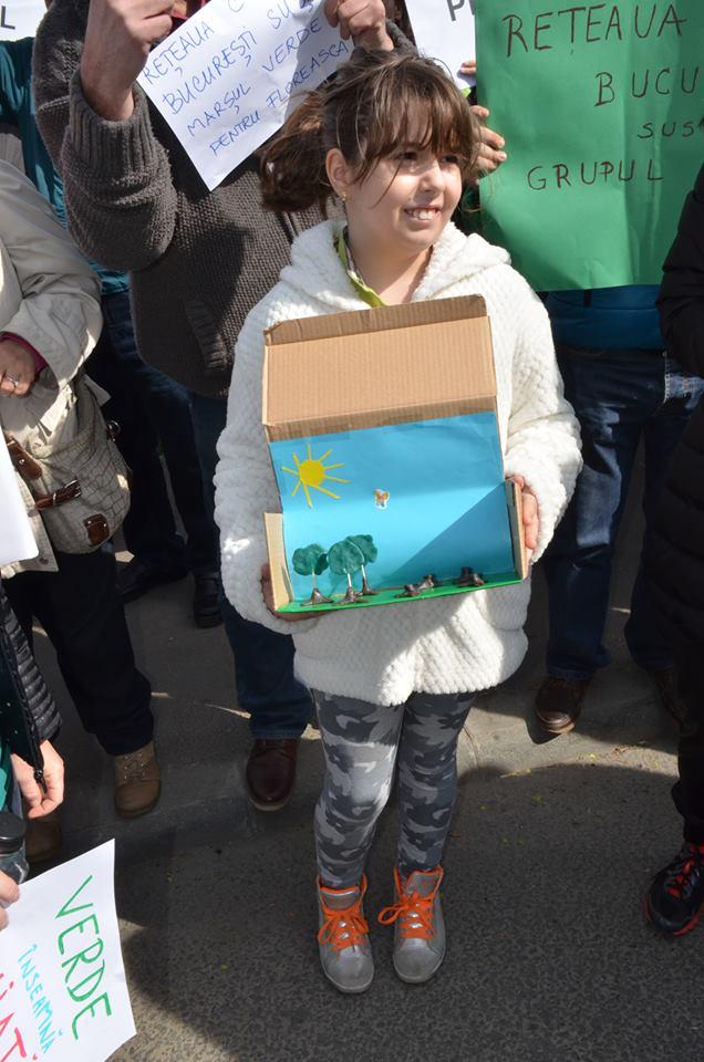 Protest Parcul Verdi - 2 aprilie