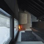 Articolul săptămânii: Să locuiești în natură, de-adevăratelea. Inverted House, Hokkaido