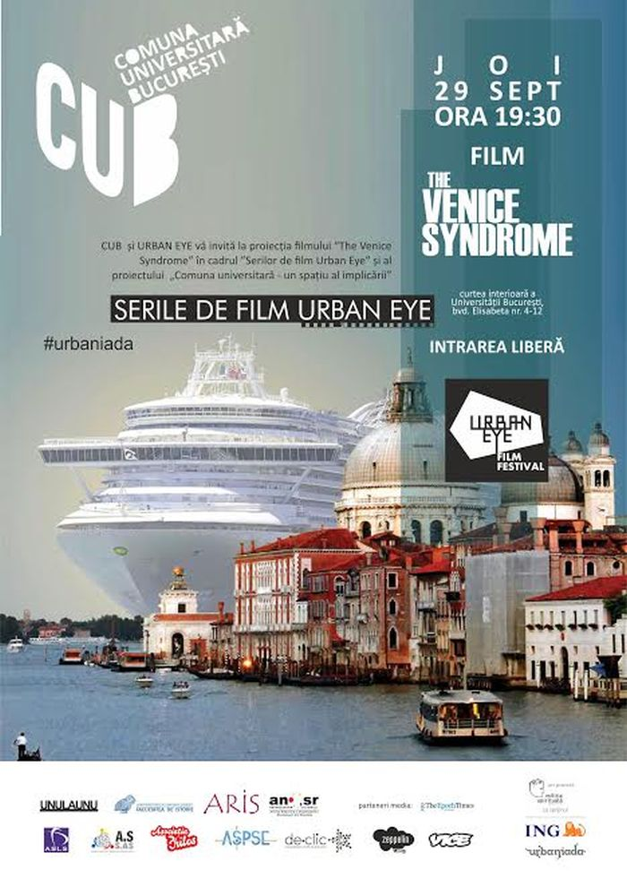 The Venice Syndrome afis A3