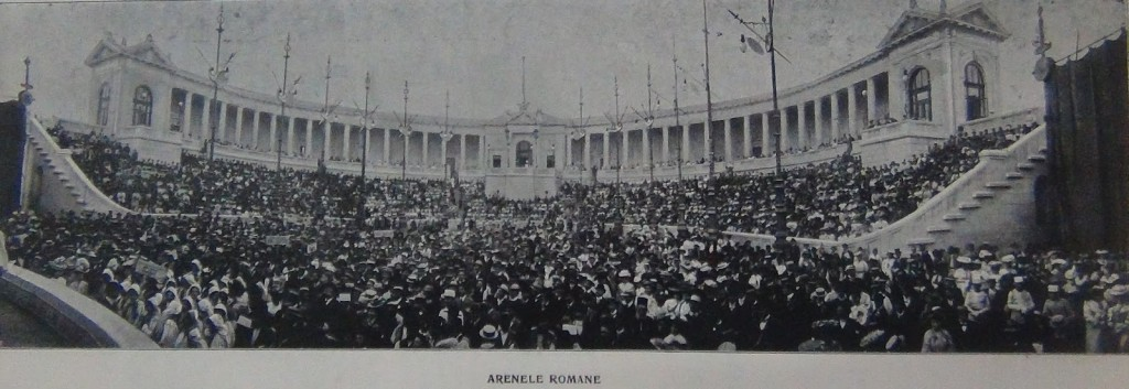 arenele romane - 1906