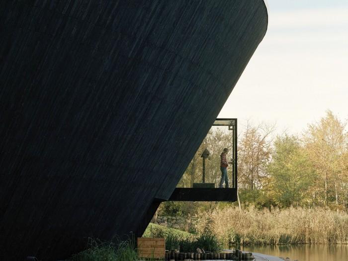 Müritzeum Wingårdhs Arkitekter Oktober 2007 Waren