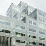 Articolul săptămânii: Ţesut şi pixeli. OMA: Timmerhuis, Rotterdam