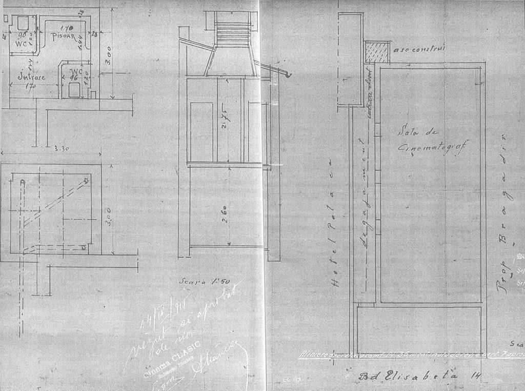 1915-plan-casa-teatru-capitol-bd-elsabeta-nr-14-2