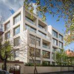 Articolul săptămânii: Palazzo. ADN BA: Bloc de locuințe, strada Londra, București