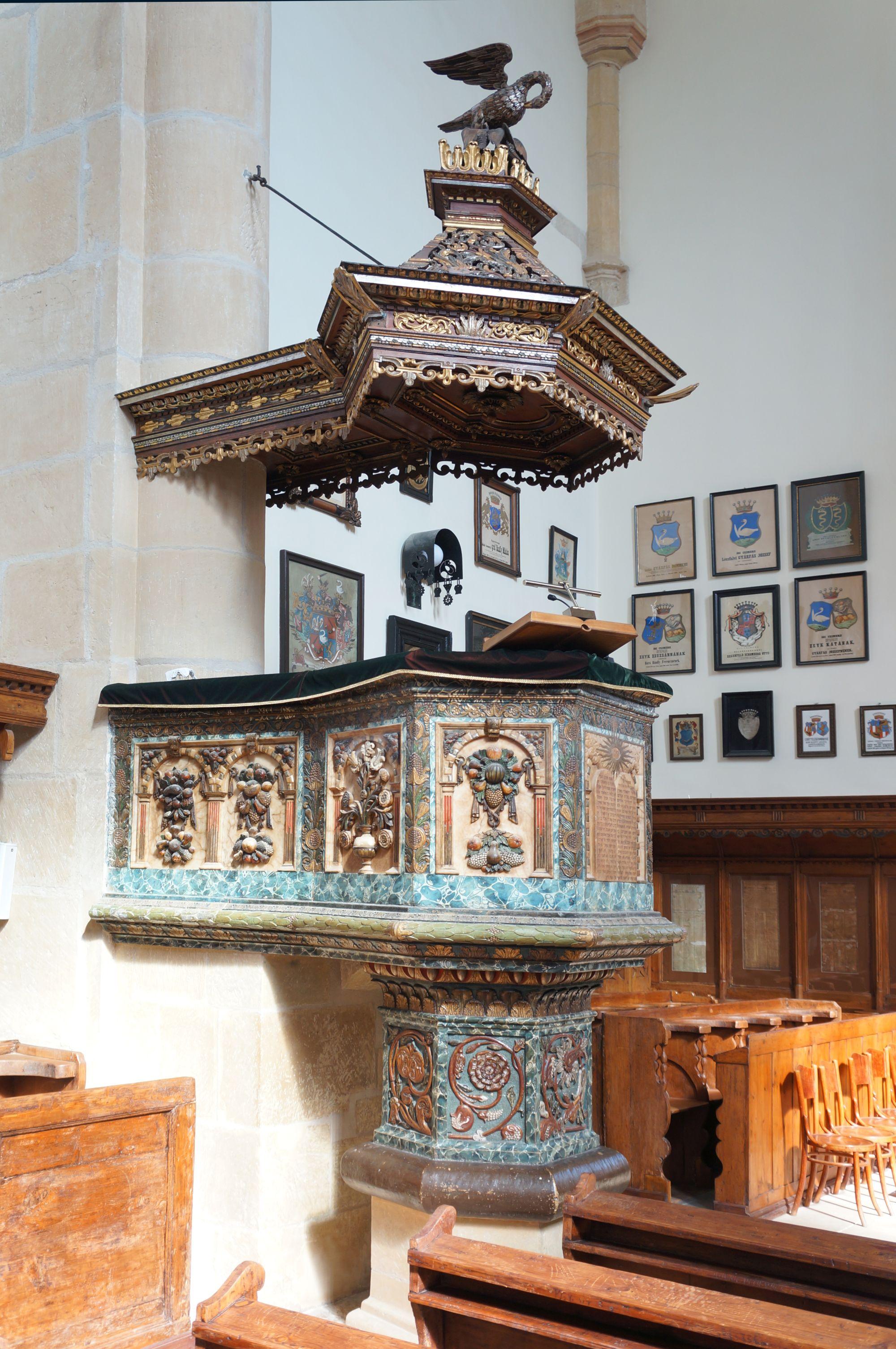 biserica viziunii restaurate
