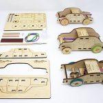 Articolul săptămânii: Prima serie de jucării dezvoltate prin cercetare educațională în România