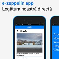 e-zeppelin app