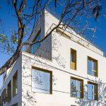 Un bloc, 14 case. ADN BA: imobil de apartamente, str. Dragoș Vodă, București