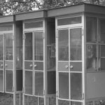 Exerciții de design cu mobilier urban. Decebal Scriba. 1973
