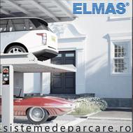 Elmas - sisteme de parcare