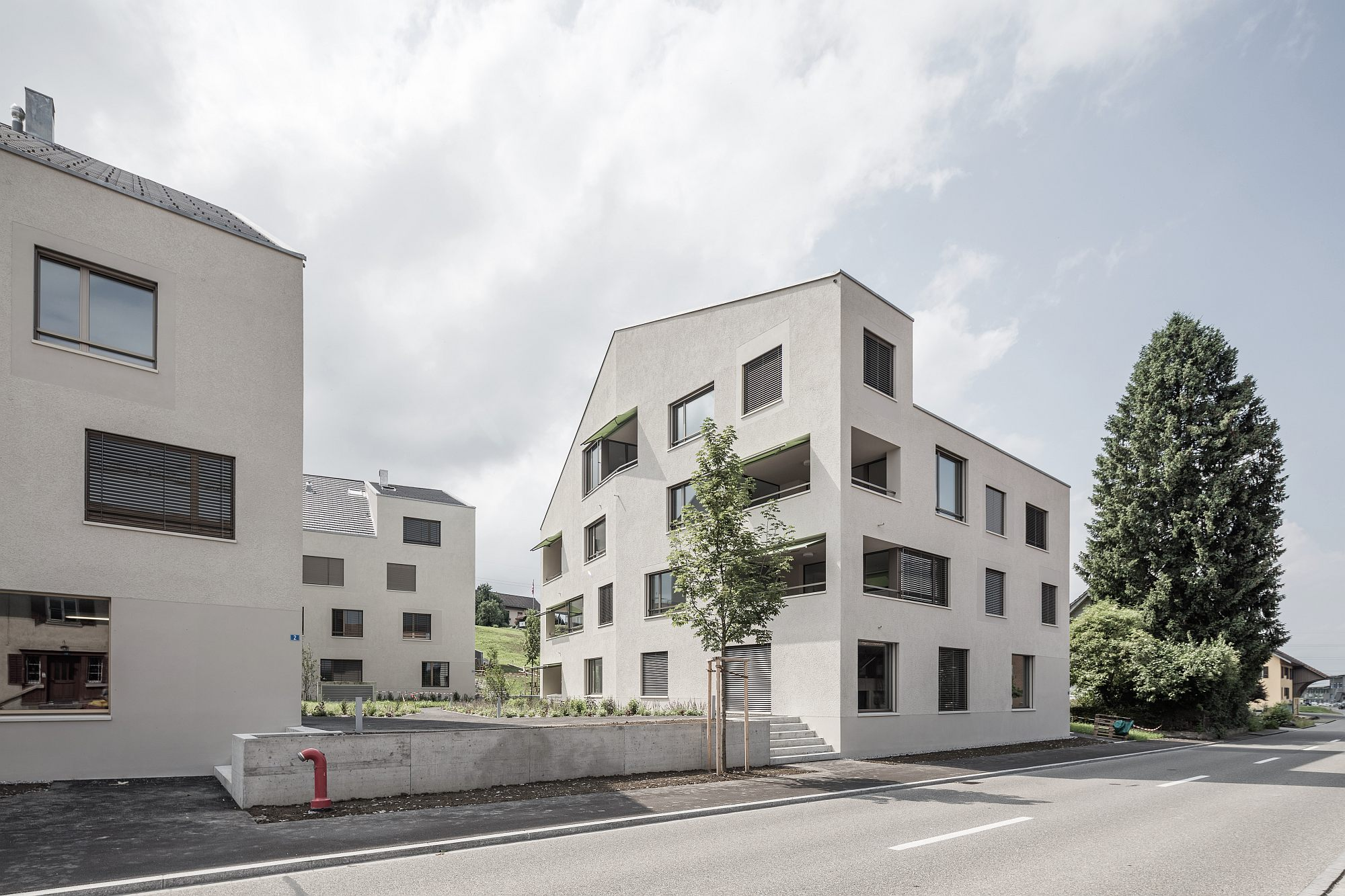 Igual_ Guggenheim_ locuinte sociale, Mühlau Schmittenplatz -2
