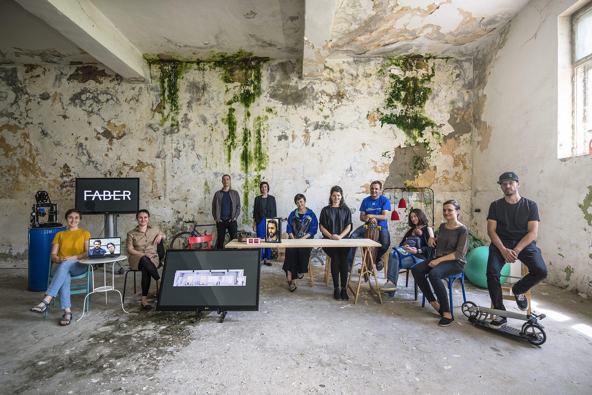 FABER Centru cultural și productiv independent Timisoara (2)