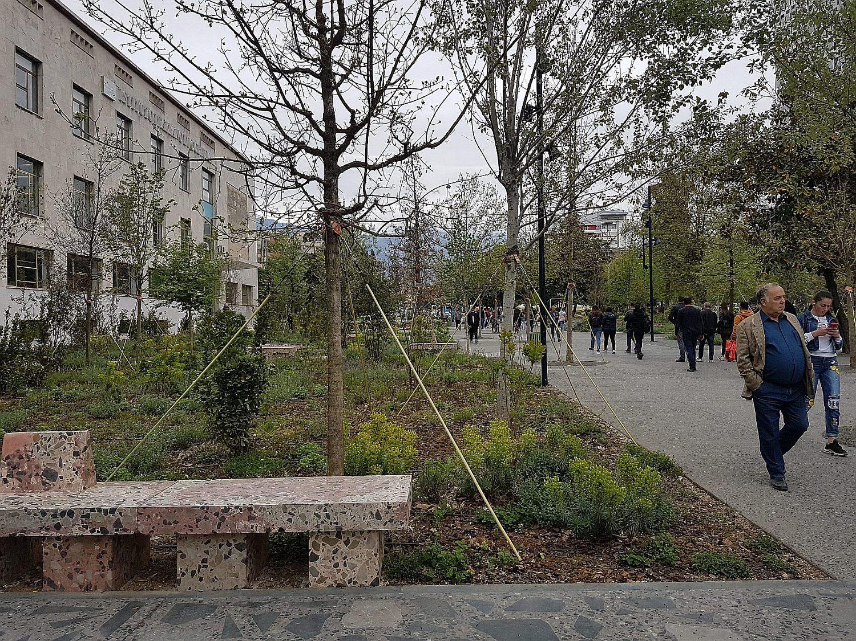 foto Stefan – piata Skanderberg Tirana