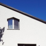 Abruptarhitectura: Casă cu streașină în Mizil