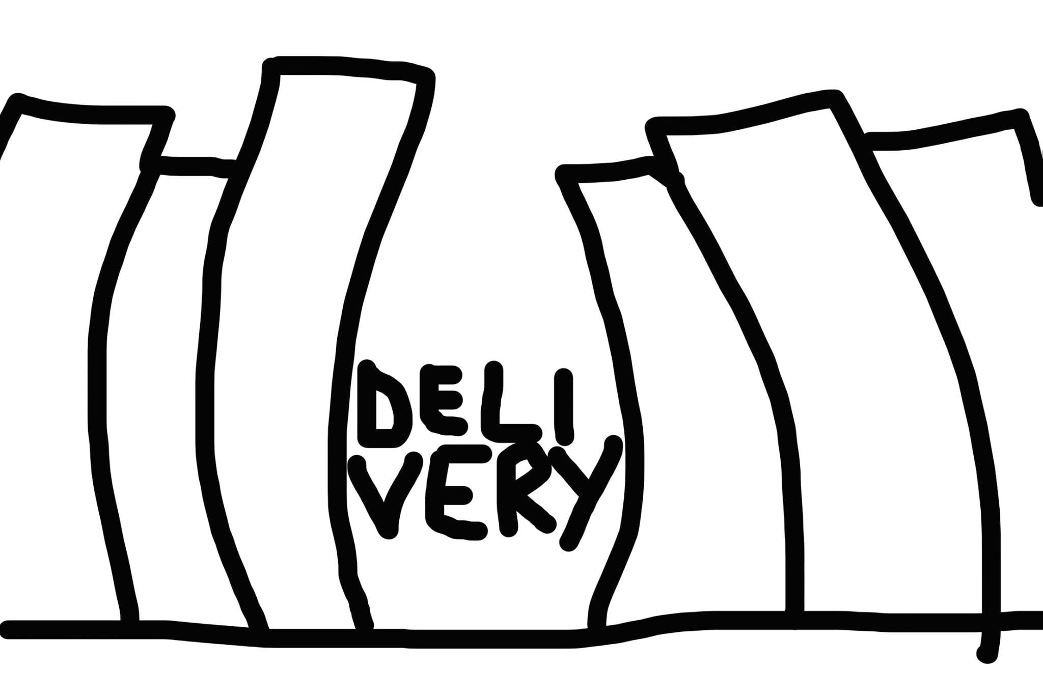 03. Dan Perjovschi pentru Street Delivery