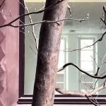 O pauză de la oraș, un fundal pentru oraș. Z33 - casă pentru artă contemporană, design și arhitectură