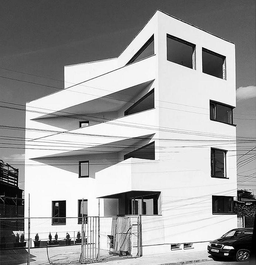 Graphic Studio Collective Housing