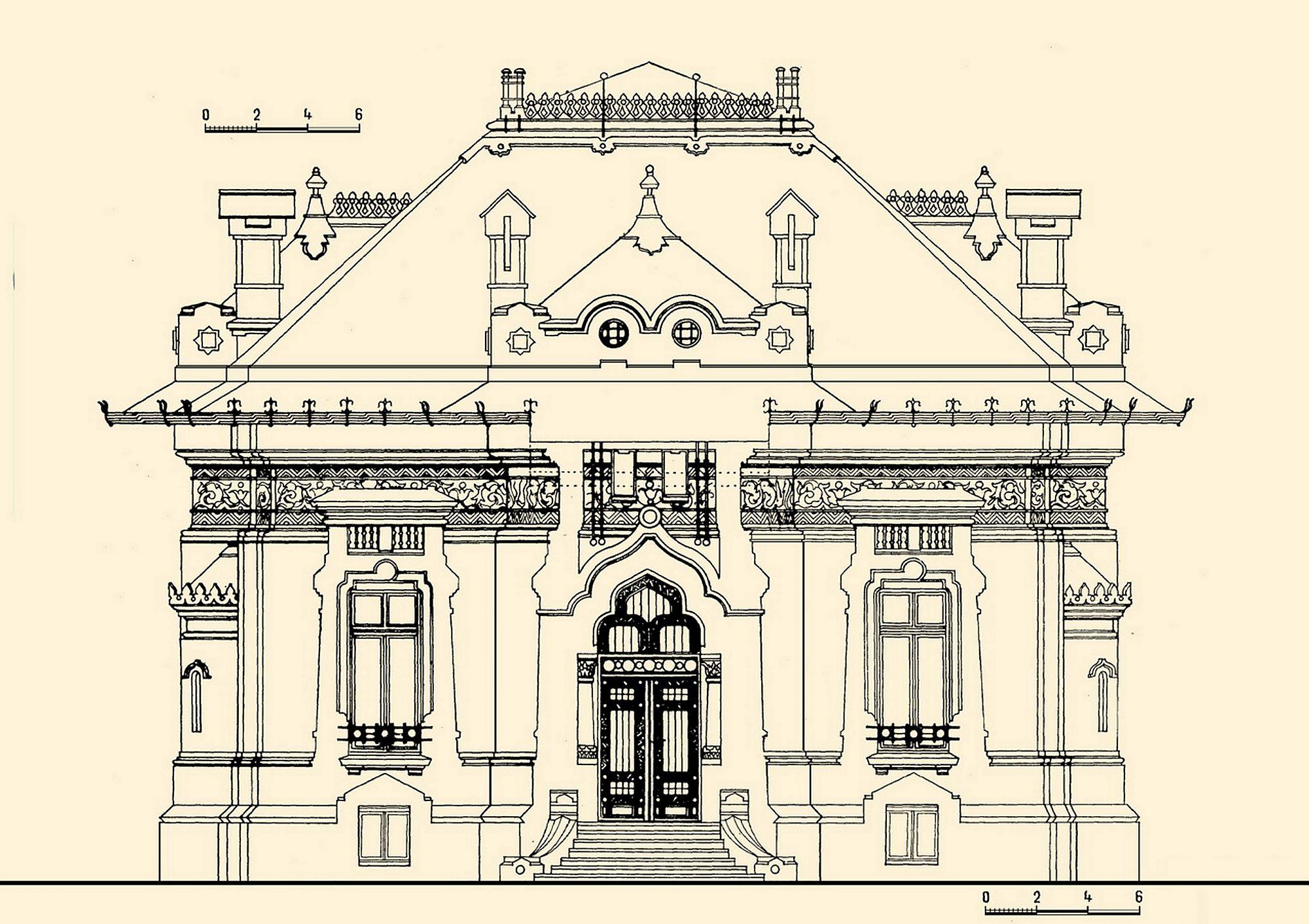 07_EXPO ANTONESCU 5_42 Casa Mavrodin, str. Orlando nr. 8, Bucureşti 1904