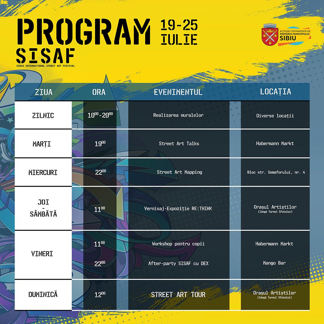 SISAF-Program