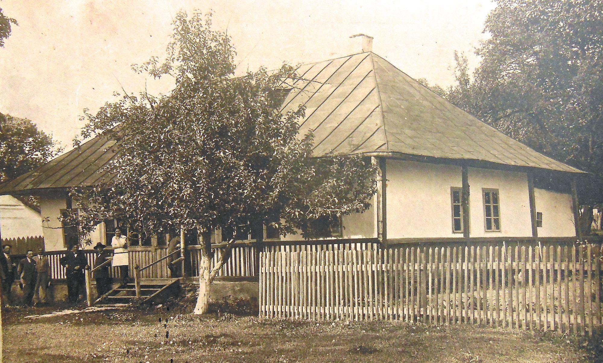 02_B_B0_CASA Enescu Mihaileni in 1923 Kopie